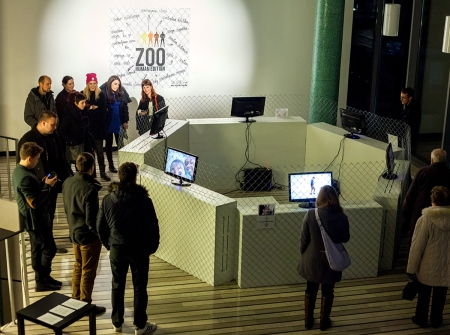 ZOO: Human Edition - Center urbane kulture Kino Šiška