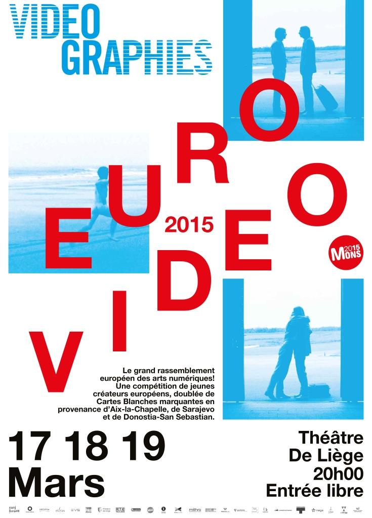 recto affiche eurovideo