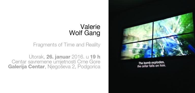 pozivnica Valerie