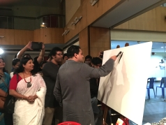 sri-bratya-basu-inaugurating-the-workshop_26111165131_o