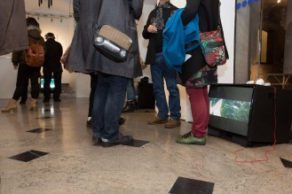 """Valerie Wolf Gang: """"Vračam se nazaj"""", Samostojna razstava izbranih video del, ki so nastala v tujini, Mestna hiša Ljubljana, 8.11.2016https://valeriewolfgang.com/2016/10/28/nazaj/"""